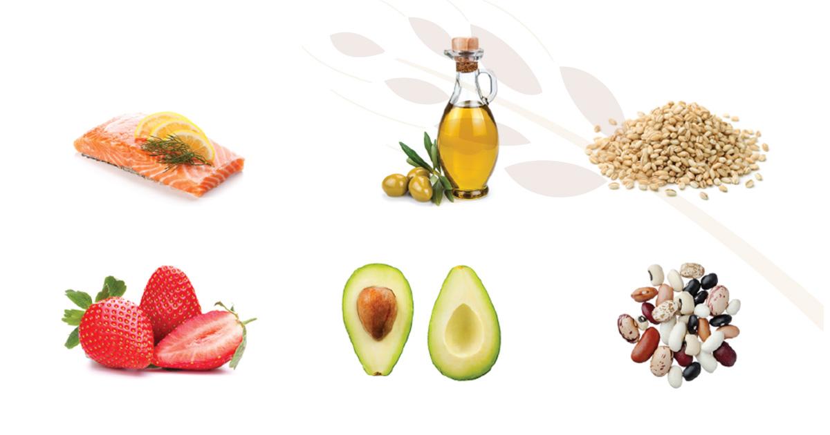Gli alimenti che abbassano il colesterolo cattivo